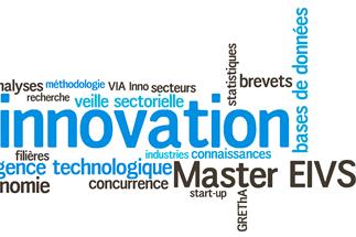 Master Économie de l'Innovation et Veille Stratégique